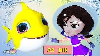 Baby Shark Dance | + More Kids Songs | Nursery Rhymes for Kids