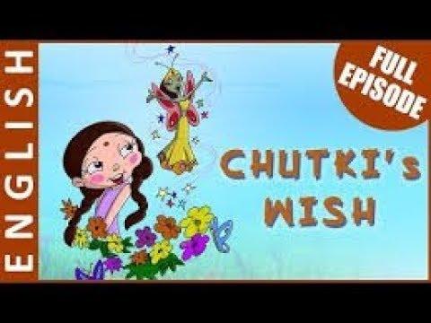 Chutki's Wish - Chhota Bheem in English