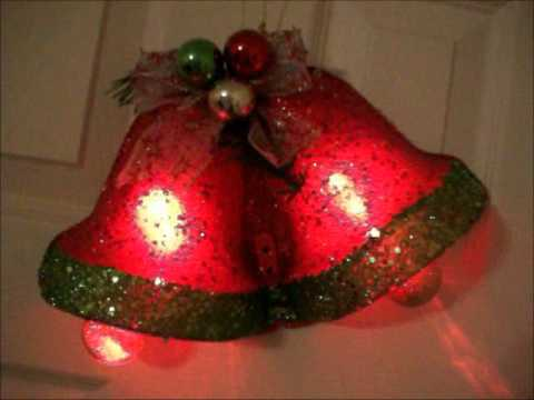 musical light up christmas bells