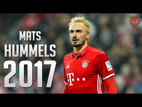 Mats Hummels ● The Tower ● Crazy Defensive Skills 2017 |HD