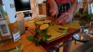 Рецепт самого вкусного мохито!