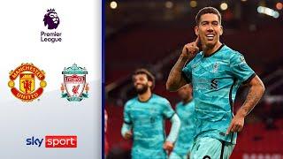 Klopp feiert 1. Sieg im Old Trafford | Man United - Liverpool 2:4