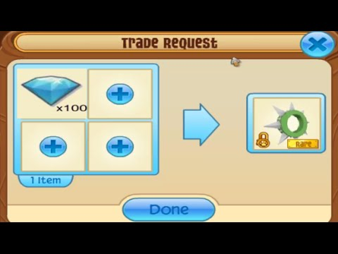 If You Could Trade Diamonds In Animal Jam