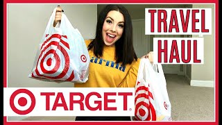 TARGET HAUL | Travel Essentials & Favorites 2019