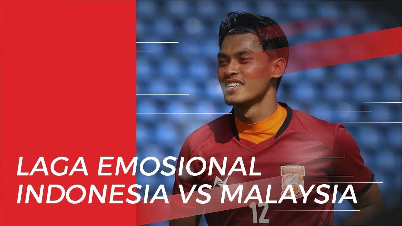 Timnas Indonesia Vs Malaysia Lerby Pasti Ada Sisi Emosional Tersendiri