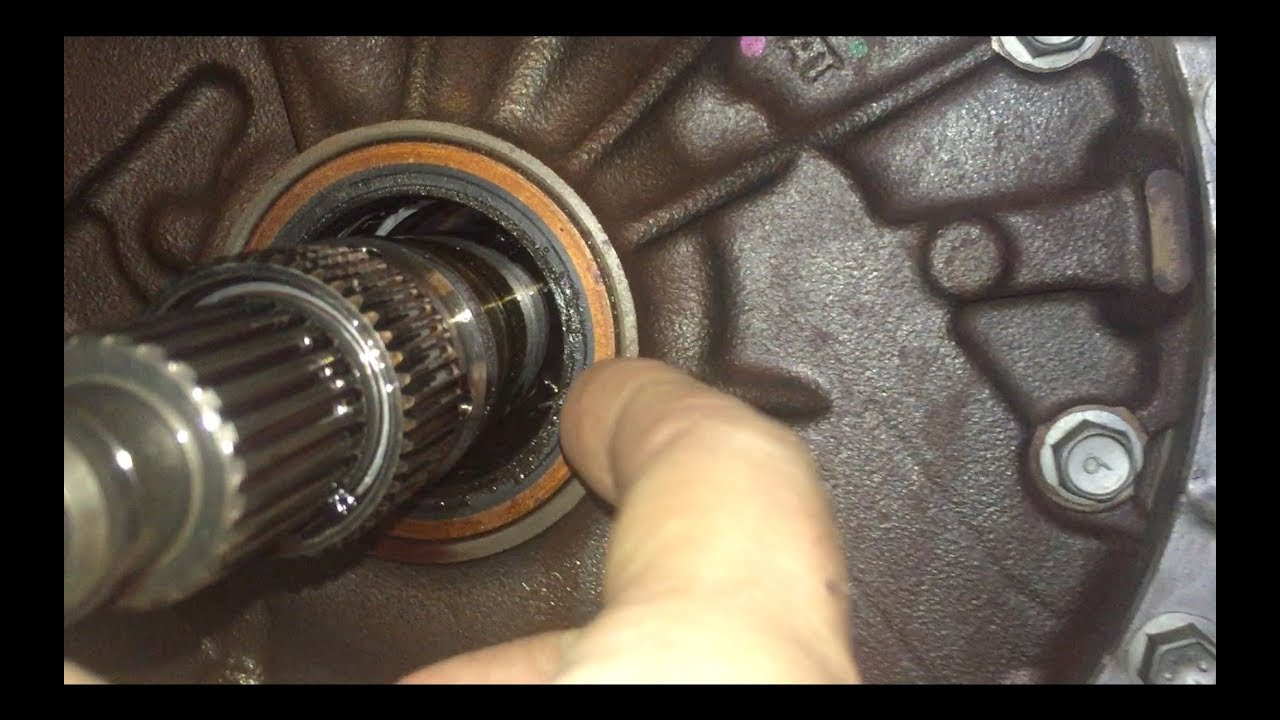 Audi Q7 4l 6 Speed Automatic Transmission Leak Fix Youtube