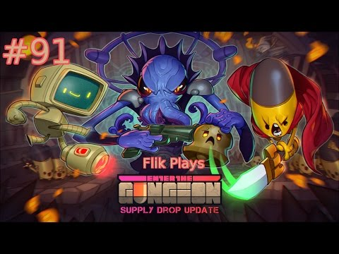 "Enter the Gungeon | Part 91 | ""Bunny Bullet Battle"""