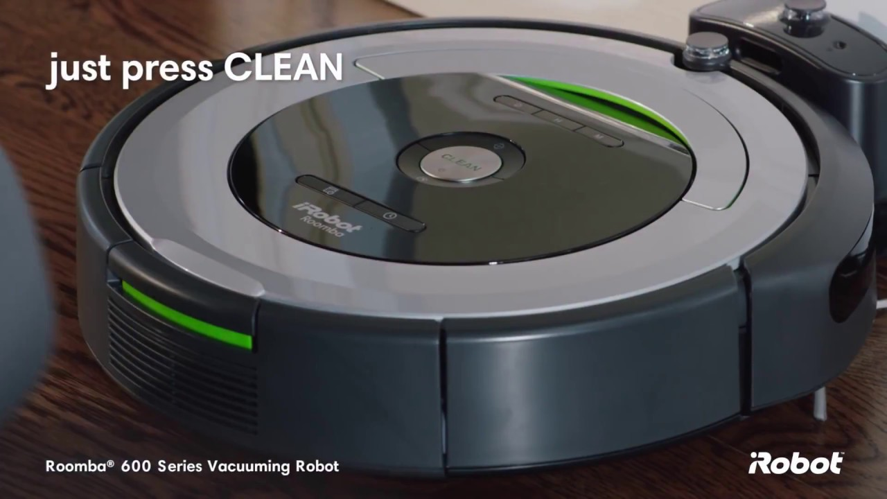 Irobot Roomba 606 600 Series Pocket Friendly Robotic