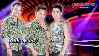 Karaoke Nhạc Sống ll Cô Gái Mở Đường ll Trường Sơn Đông Trường Sơn Tây