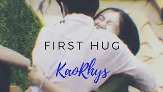 KaoRhys || First Hug ( Kaori & Rhys)