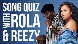 Song Quiz Challenge.. bist du besser als Rola und Reezy?