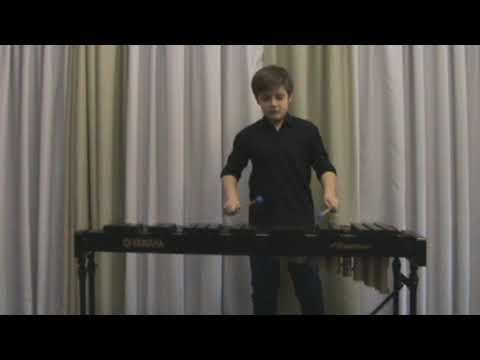 "F. Werle ""The Golden Age Of Xylophone"" Performed By Ivan Ilyin And Olga Makarova"