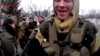 Русские наемники на Донбассе неадекваты