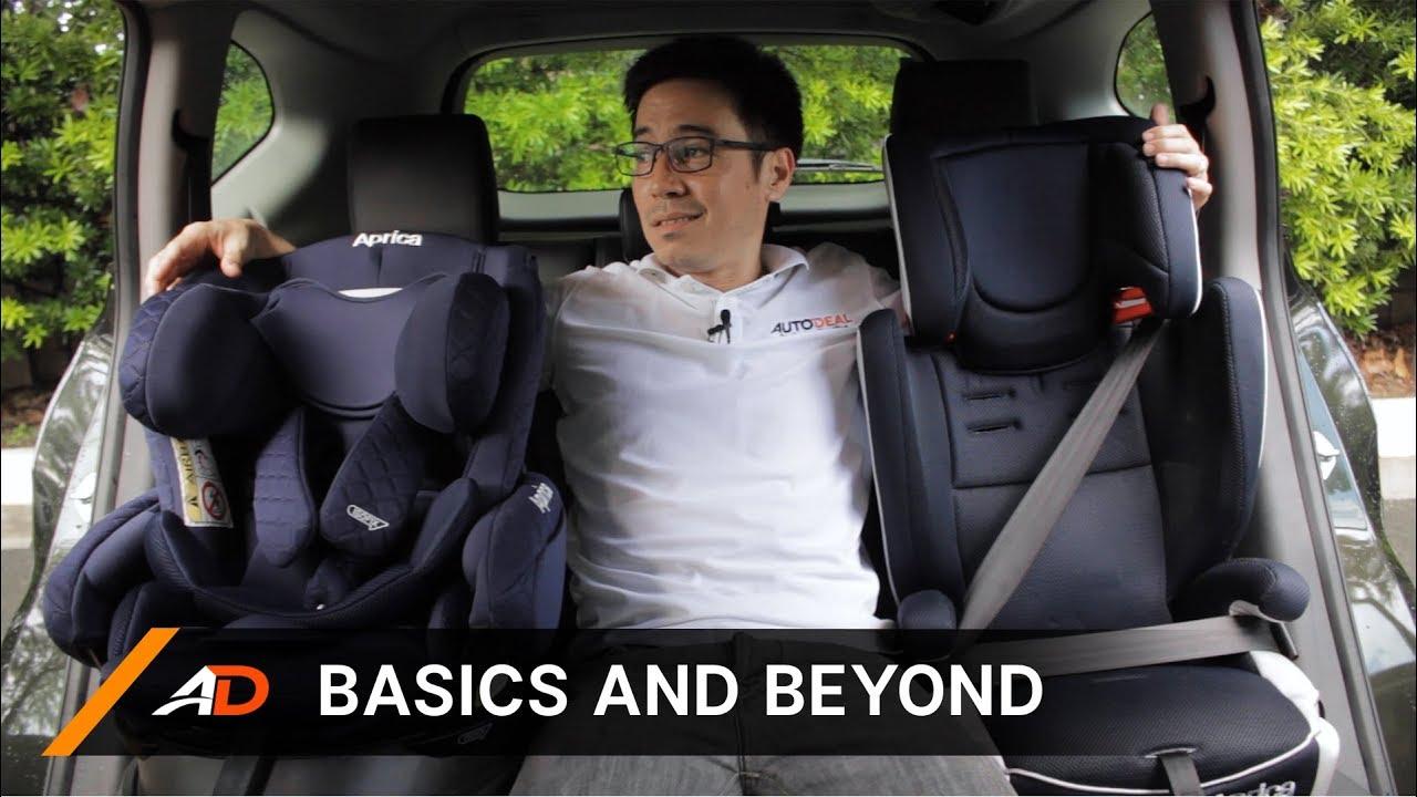 How to Install Child Car Seats - Basics