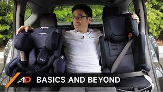 How to Install Child Car Seats - Basics and Beyond