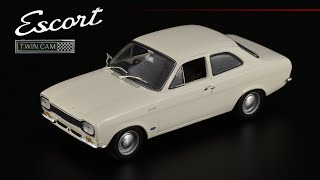 Ford Escort Mk I Twin Cam 1968 • Minichamps • Масштабные модели автомобилей Форд...
