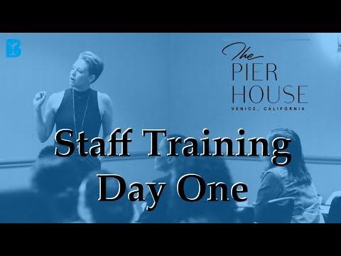 """Pier House Bar Training"" - Day One - Marina Del Rey, California USA"