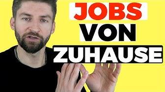 14 GUT BEZAHLTE JOBS VON ZUHAUSE 2020 (Im Nebenjob von zuhause und in Heimarbeit online arbeiten)
