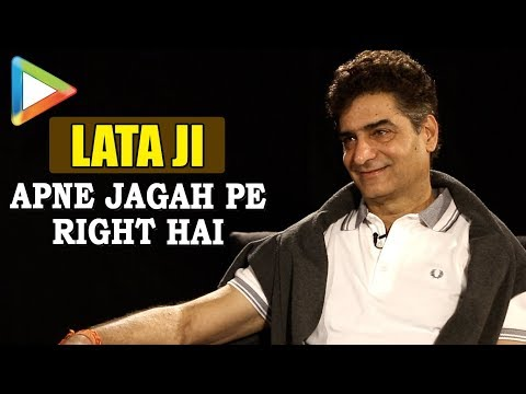 "Indra Kumar: ""I really would like to APOLOGIZE to Lata Mangeshkar Ji Because We...""| Total Dhamaal"