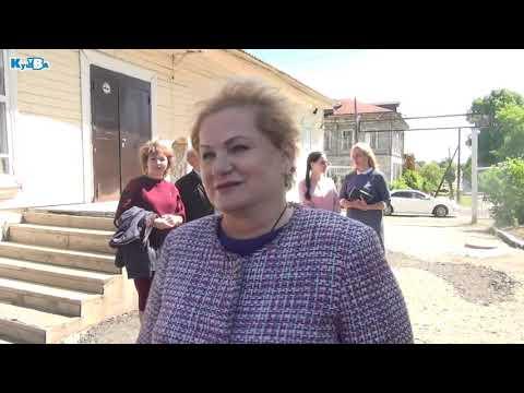 Визит министра культуры Свердловской области в Кушву