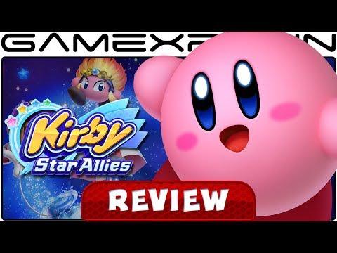 Kirby Star Allies - REVIEW (Nintendo Switch)