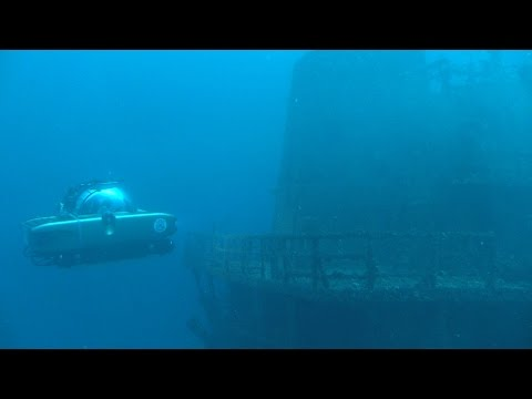 SciTech Central 114: Underwater Discoveries