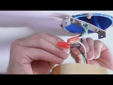 how-to-install-flush-mount-fixture-to-junction-box