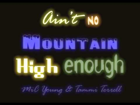 Marvin Gaye & Tammi Terrell - Ain't No Mountain High Enough Cover - MiC Young