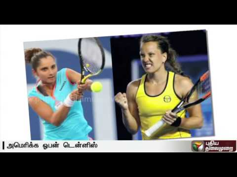 Sania Mirza-Barbora Strycova knocked out in Quarterfinals: US Open Tennis