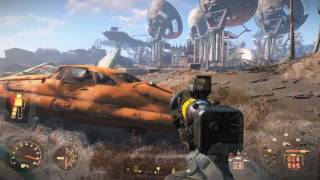 Fallout 4 exploring & quests (no commentary)