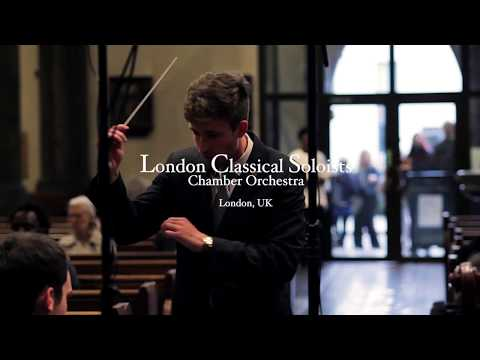 London Classical Soloists: Beethoven's Symphony No. 5 Mvt. 1