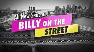 Billy on the Street: Season 4 on truTV October 8!