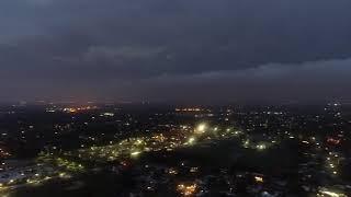 Storm Caught on Drone Long Island NY