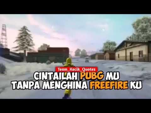 Cintalah Pubg Mu Tapi Janganlah Menghina Free Fre Ku Youtube