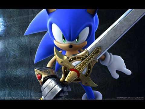 Sonic  Knight Of The Wind Lyrics
