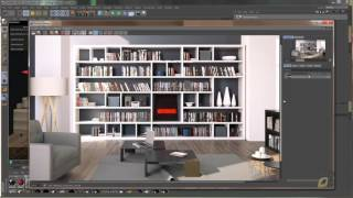 Cinema 4D - Lesson 6 - Content Browser and Templates, Navigation and Viewport Options