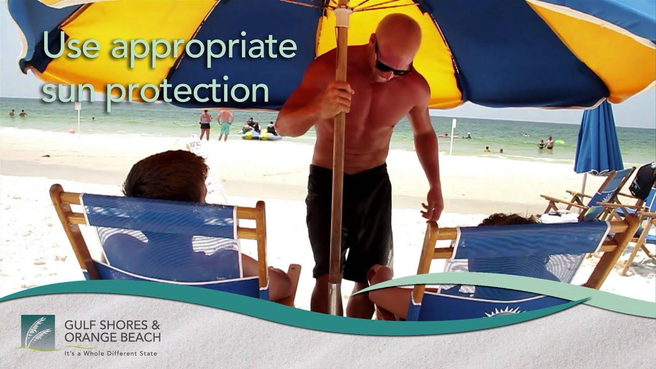 Beach Flag Warning System | Gulf Shores & Orange Beach