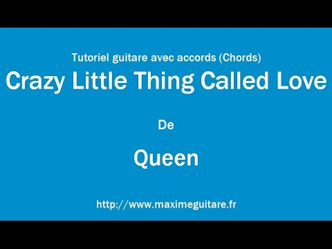 how to play crazy little thing called love solo