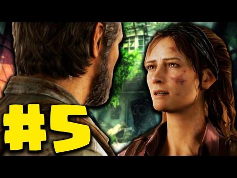 ADDIO TESS.. IN VIAGGIO VERSO UNA NUOVA CITTÀ!! - The Last Of Us #5