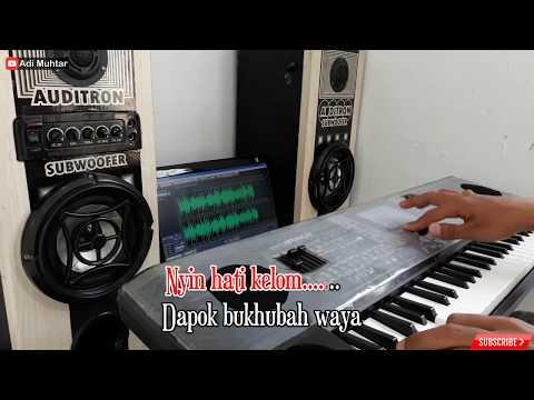 Andanan Hati - Lagu Lampung Cipt. Nuridosia Versi Karaoke - #Musik Keyboard Korg Microarranger