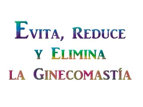 Como eliminar la ginecomastia sin cirugia | Tratamiento