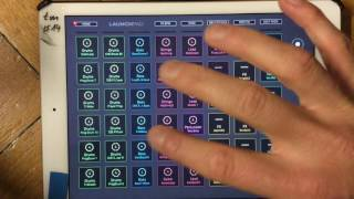 Novation Launchpad APP Tutorial