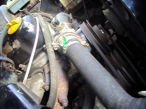 неровно работает двигатель 5sfe