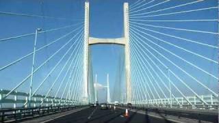 The Severn Bridge - WALES