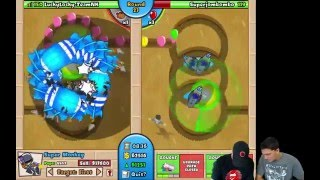 BTD Battles - Stream with SJB + Bruno & Locky from NK