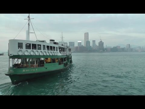 Star Ferries - Hong Kong - Take a ride... Brilliant !!