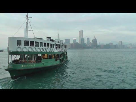 Star Ferries - Hong Kong - Take a ride... Brilliant !!