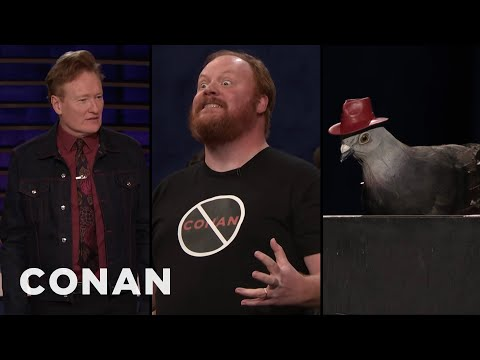 A Former Conan Fan Has His Revenge - CONAN on TBS