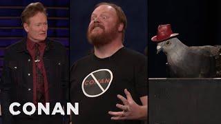 A Former Conan Fan Has His Revenge - CONAN on TBS
