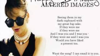 Happy Birthday - Altered Images - Lyrics & Download